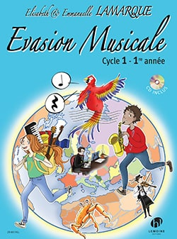 Evasion musicale Cycle 1