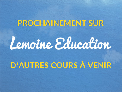 Cours prochainement